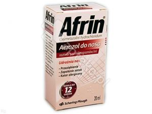 Afrin Nasal 0.05% aer.do nosa 0,5 mg/1ml 2