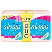 Always, podp.,sensit.ultra super plus duo,16szt