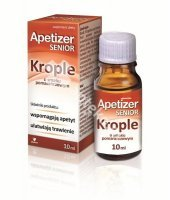 Apetizer Senior krople 10 ml