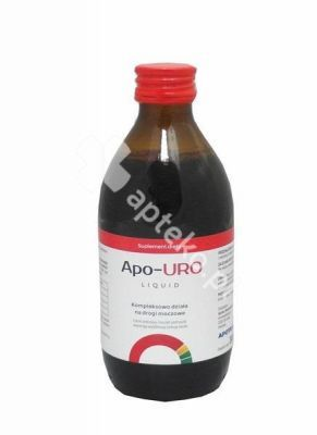 Apo-Uro Liquid, płyn, 300 ml