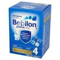 Bebilon 4 Junior z Pronutra+ 1200g112027