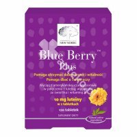 Blue Berry Plus * 120tabl. D