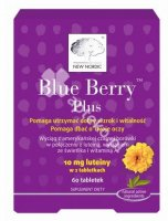 Blue Berry Plus tabl. 60 tabl.