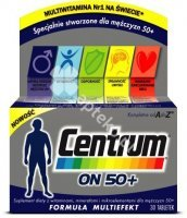 Centrum ON 50+ tabl. 30 tabl.