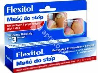 Flexitol maść do stóp 56 g