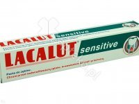 LACALUT SENSITIVE PASTA 75 ML