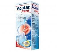 Acatar Fast spray do nosa 20ml
