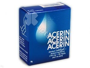 Acerin Fresh Active dezod.do stóp,150 ml A