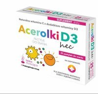 Acerolki D3 * 25past.do ssania  D