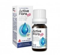ACTIVE FLORA BABY KROPLE 5ML