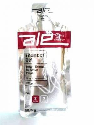 Ale Thunder Gel smak Cola 55,5 g
