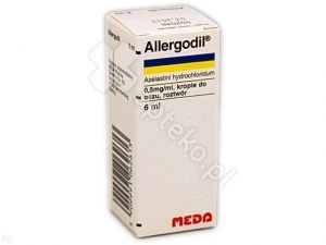 ALLERGODIL KROPL 0,05%=0, 6 ML