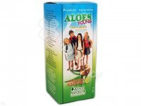 Aloes Young, sok,z aloesu z dod.natur.wit.C, 500 ml