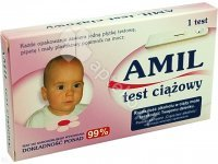 AMIL TEST CIAZOWY TEST 1 TEST