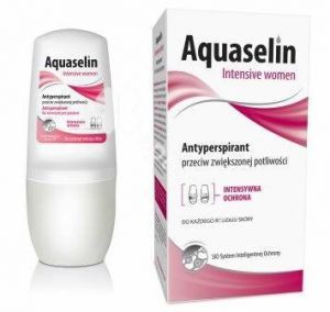AQUASELIN roll-on Intensive women 50ml
