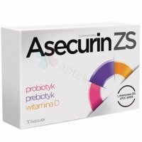 Asecurin ZS * 30kaps. D