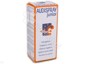 Audispray junior -spray d/hig. uszu 25ml