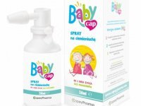BABYCAP SPRAY na ciemieniuchę spray 30ml