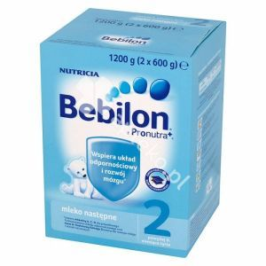 Bebilon 2 z Pronutra Advance(Pronut+),prosz.,1200 g