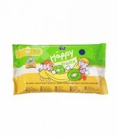 Bella Baby Happy Fruits, chust.,kiwi,banan, 30 szt