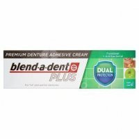 BLEND-A-DENT PLUS DUAL PROTECTION Klej do