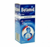 Butamid, 1,5 mg/ml, syrop, 120 ml