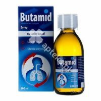 Butamid, 1,5 mg/ml, syrop, 200 ml