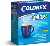 Coldrex Junior C prosz.dosp.zaw.doust. 0,3
