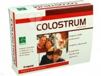 Colostrum * 45kaps. A-Z MEDICA D