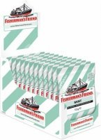 Fisherman's Friend Mint,pastyl,miętowe,12szt,displ