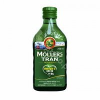 Moller's Tran Norweski naturalny plyn 250m