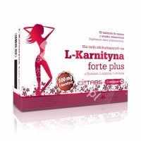 OLIMP L-Karnityna Forte Plus(wiś.)*80tab