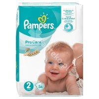 PAMPERS Pro Care 2 * 36szt.